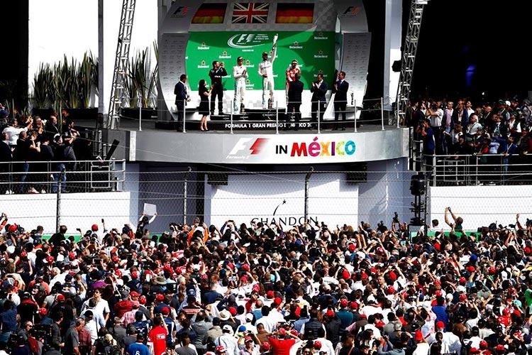 """""""Формула-1"""". Гран-при Мексики. Урегулирования после финиша"""