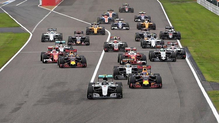 """""""Формула-1"""". Гран-при Японии. Льюис надломился, Нико ушел вперед"""