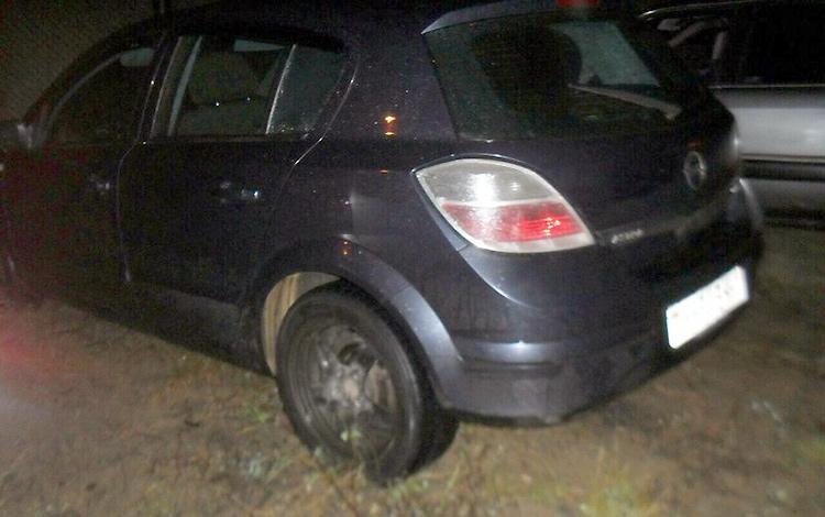 В Брестской области пьяный на Opel пытался скрыться от ГАИ