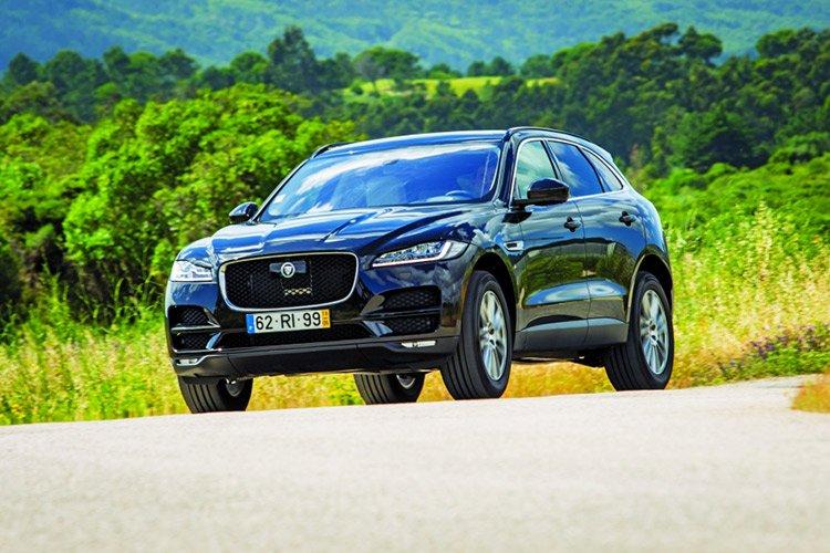 Jaguar F-Pace vs Audi Q5 и Lexus NX: Британия атакует