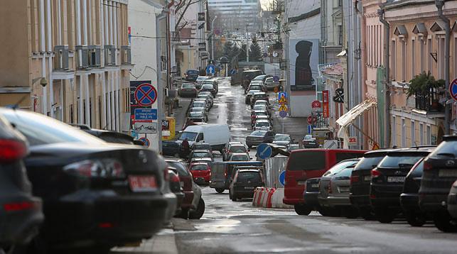 Въезд машин в центр Минска планируют ограничить