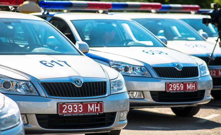 ГАИ Беларуси обновит автопарк