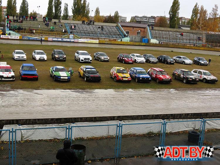 Трековые гонки. Ровно (Украина), 30 октября 2016 года