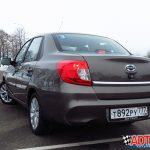 Datsun on-DO хочет в Беларусь
