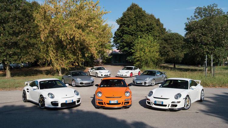 Уникальную коллекцию спорткаров выставят на аукцион