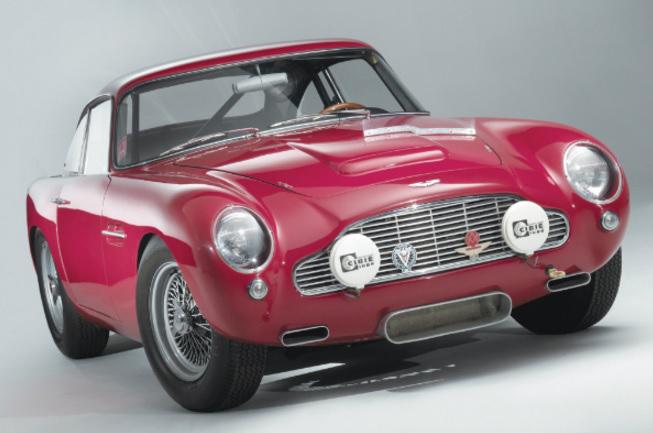 Aston Martin возродит спорткар DB4 GT