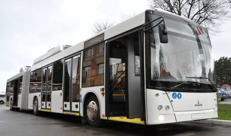 В Гродно появятся бесконтактные троллейбусы