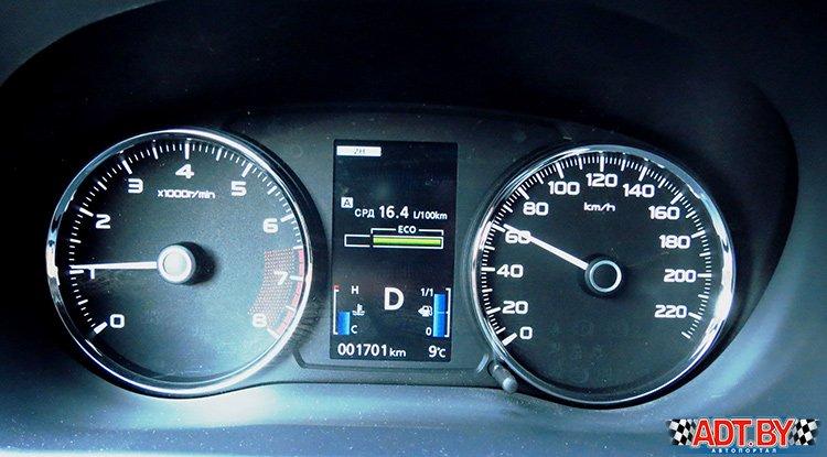 Mitsubishi Pajero Sport 3.0 - никто, кроме него?!