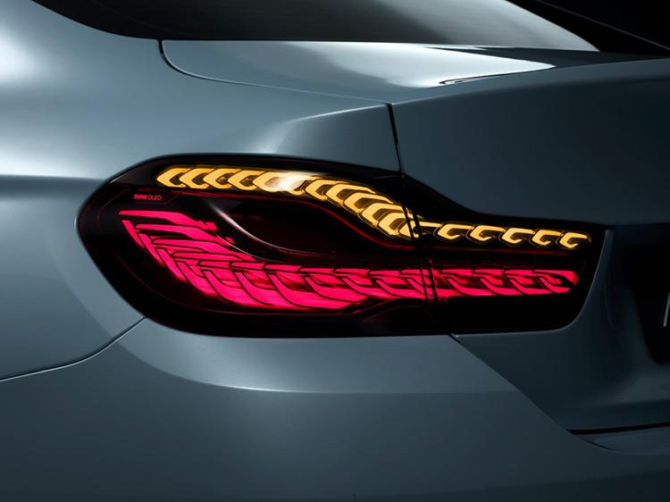 OSRAM первым создал OLED-фару для серийного автомобиля