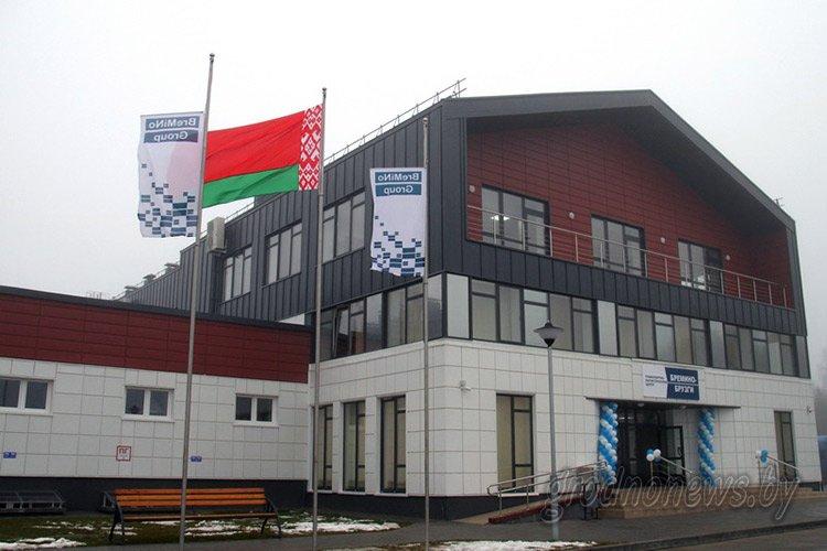В районе пункта пропуска «Брузги» открылся ВПТО «Брузги-ТЛЦ»
