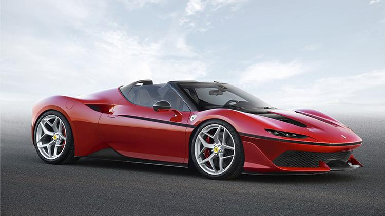 Ferrari построил «японский» спорткар