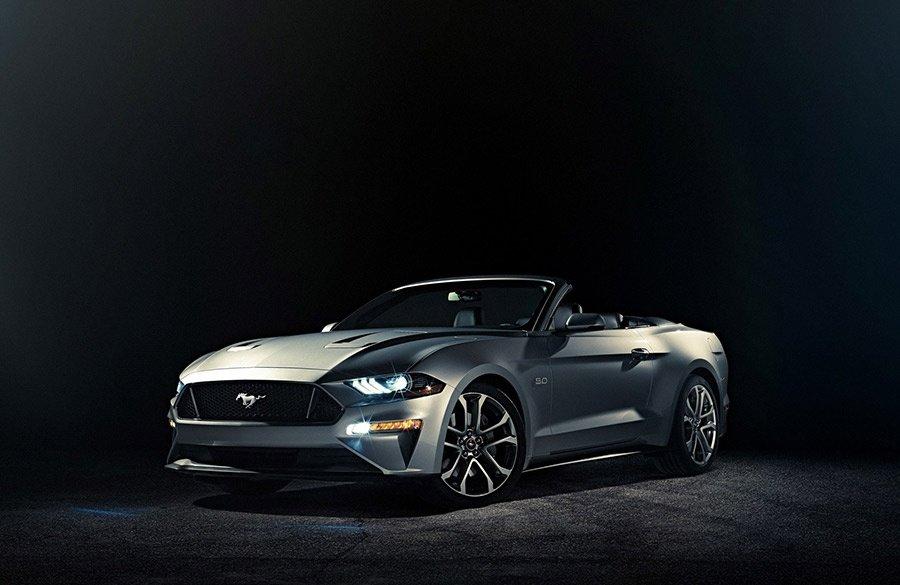 Ford Mustang получил обновы