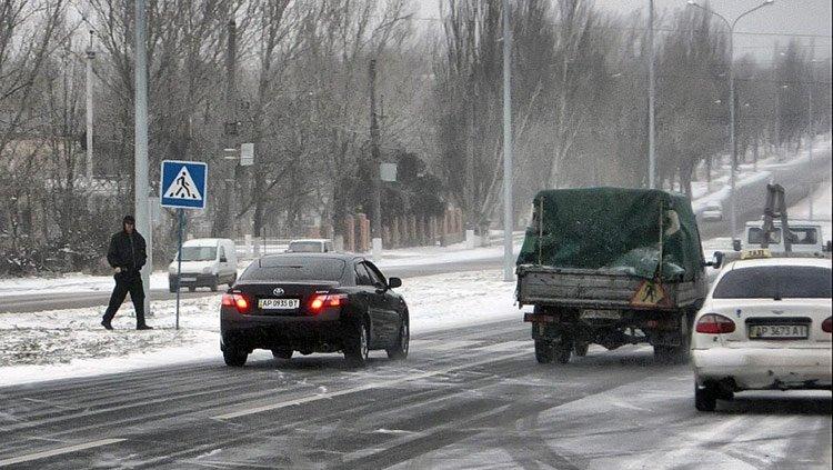 ГАИ настоятельно рекомендует пешеходам быть внимательными
