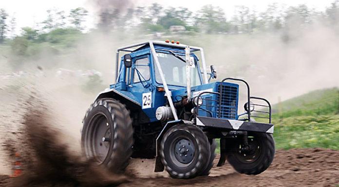 В Витебской области пройдет тракторное ралли