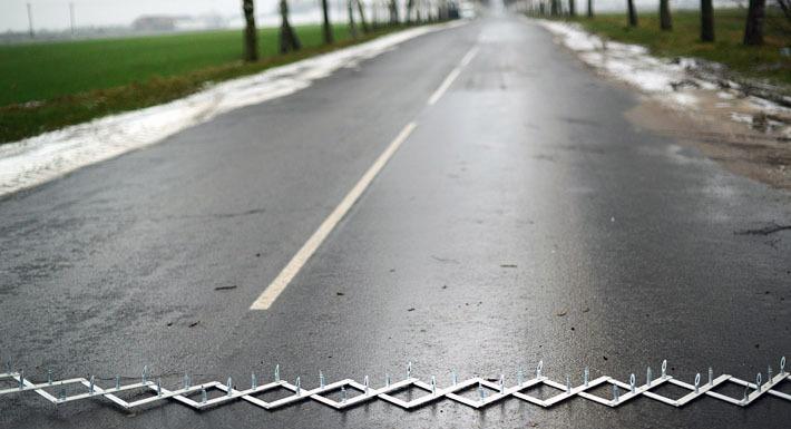 В Гомеле шесть автомобилей ГАИ догоняли пьяного «бесправника» на ВАЗе