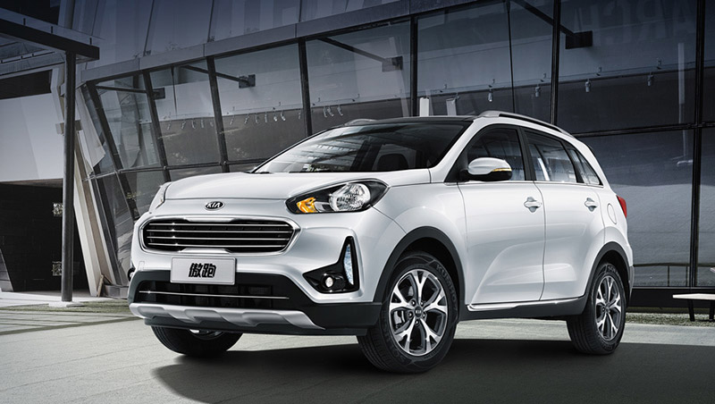 Kia выпустит аналог Hyundai Creta