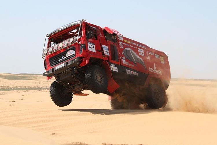 Белорусские спорткары смогут поехать на «Дакар» в 2018 году