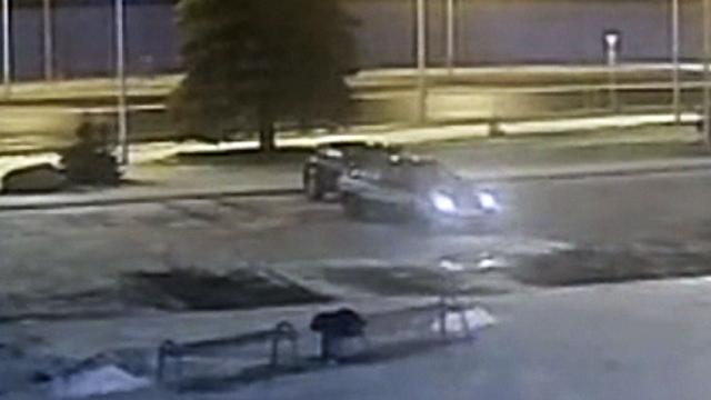 Разыскивается виновник и очевидцы ДТП в Минске
