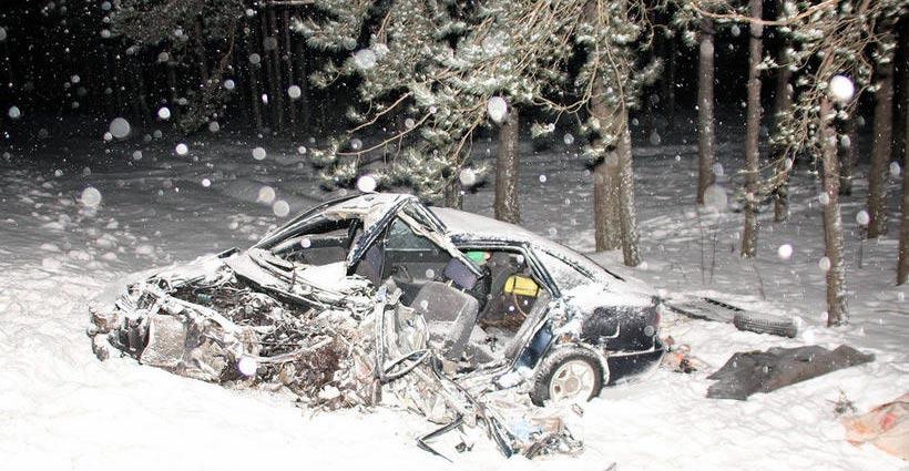 В Гомельской области в ДТП погибло три человека