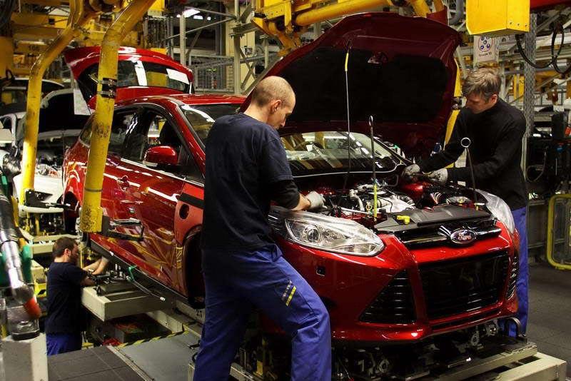 Ford будет выпускать запчасти для конкурентов