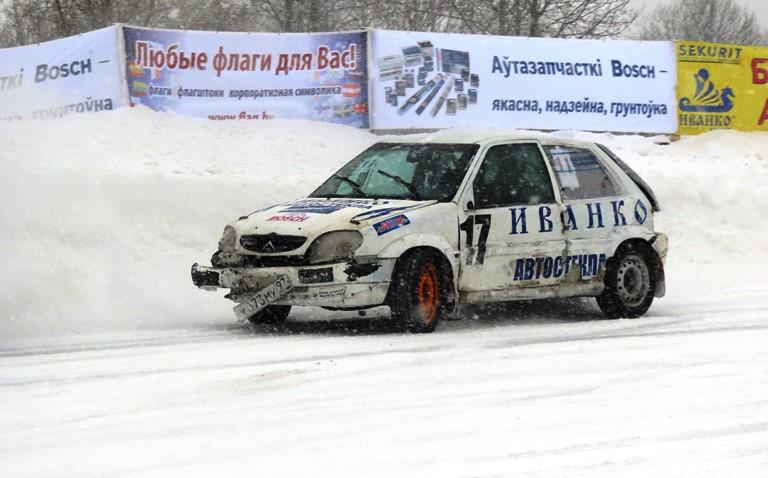 Алексей Шендюков, Горячий лед 2017