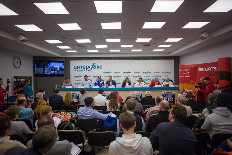 В России официально открыли сезон в ралли-рейдах