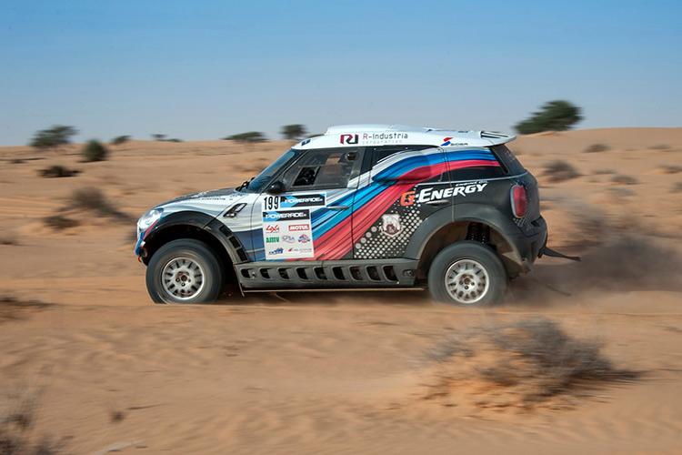 Шестой этап Africa Eco Race удивил неожиданными результатами
