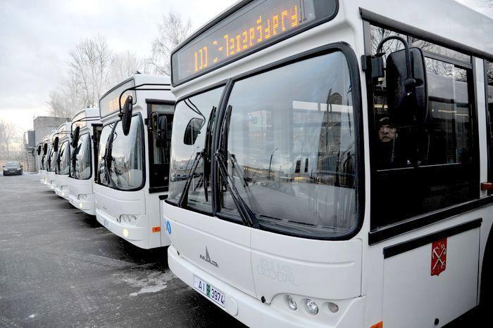 Мазовские автобусы вошли в тройку самых продаваемых в России