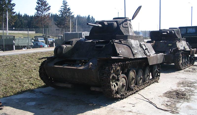 Артиллерийский тягач: знакомый и незнакомый АТ-П