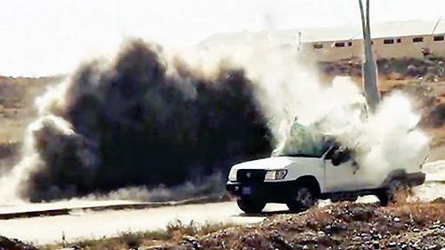В Сирии подорвали автоколонну РФ: погибли четверо военных