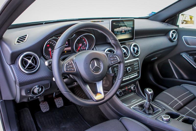 Сравнительный тест автомобилей Audi A3 Sportback, Mercedes-Benz A и Volvo V40