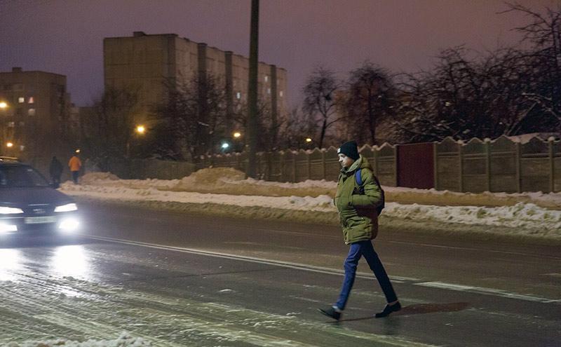 ГАИ проводит специальное комплексное мероприятие «Пешеход»