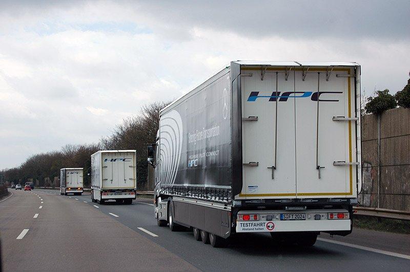 Австрийцы дадут денег на 150 экологичных автопоездов для Беларуси
