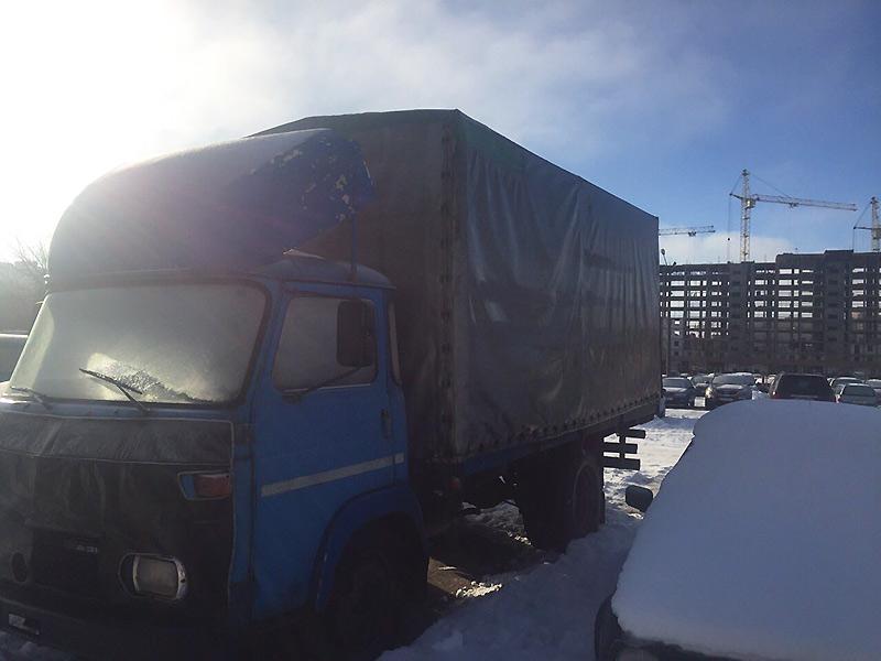 В Минске на улице Широкой задержан нетрезвый водитель