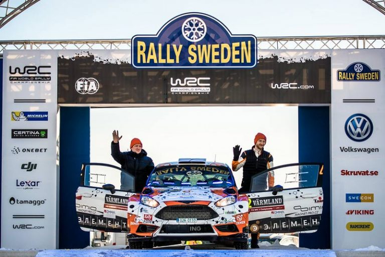 Rally Sweden. Алексей Лукьянюк: колоссальный опыт для нас