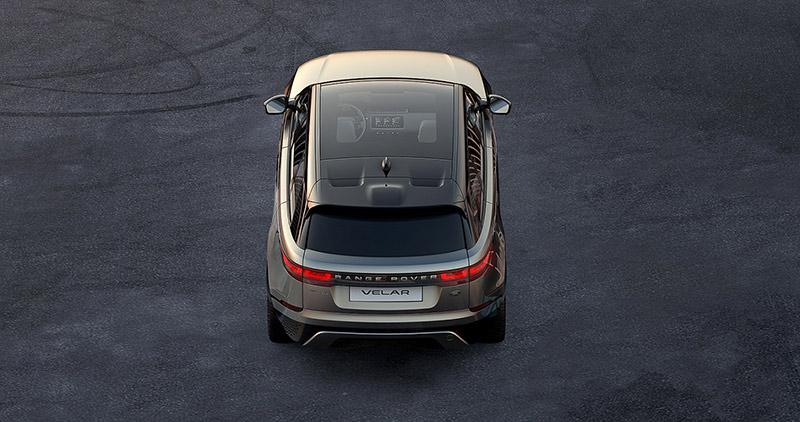 Компания Jaguar Land Rover представляет Range Rover Velar