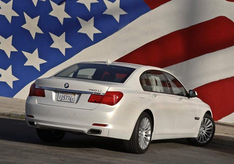 BMW переориентируется на США
