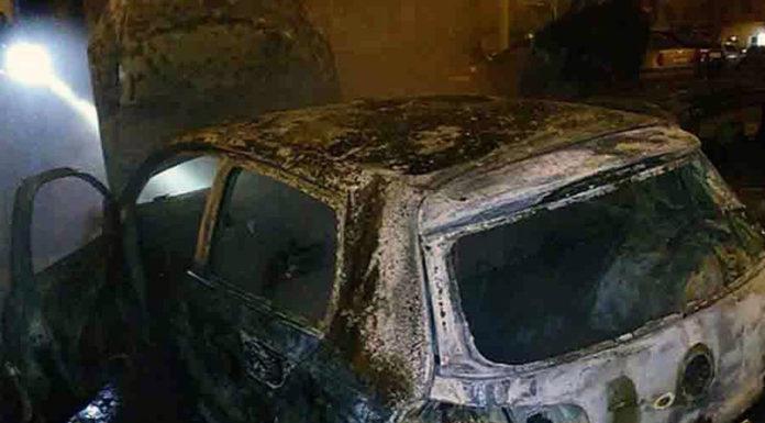 В Минске сгорели три автомобиля
