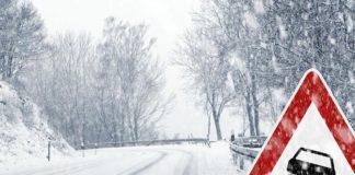 ГАИ рекомендует водителям от дальних поездок в Мороз