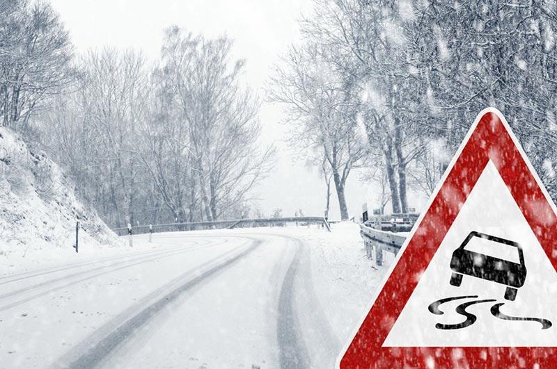ГАИ рекомендует водителям воздержаться от дальних поездок в мороз