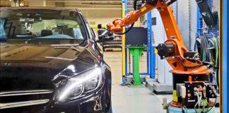 Mercedes-Benz откроет российский завод в 2019 году