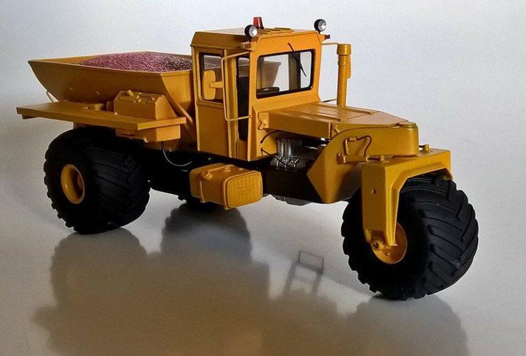 История отечественного автопрома в миниатюре. МВУ-30
