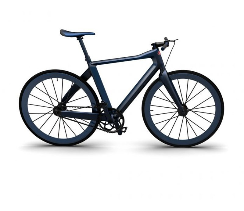 Велосипед стоимостью $39 000 от Bugatti