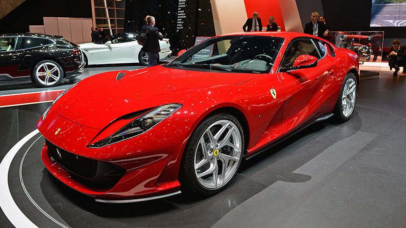 Ferrari зажег новую звезду