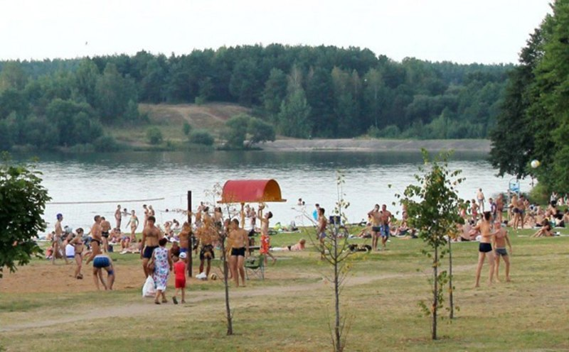 Пляжи в окрестностях Минска будут закрыты для проезда на автомобилях