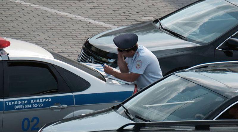 В Пятигорске полицейские убили отказавшегося остановиться водителя