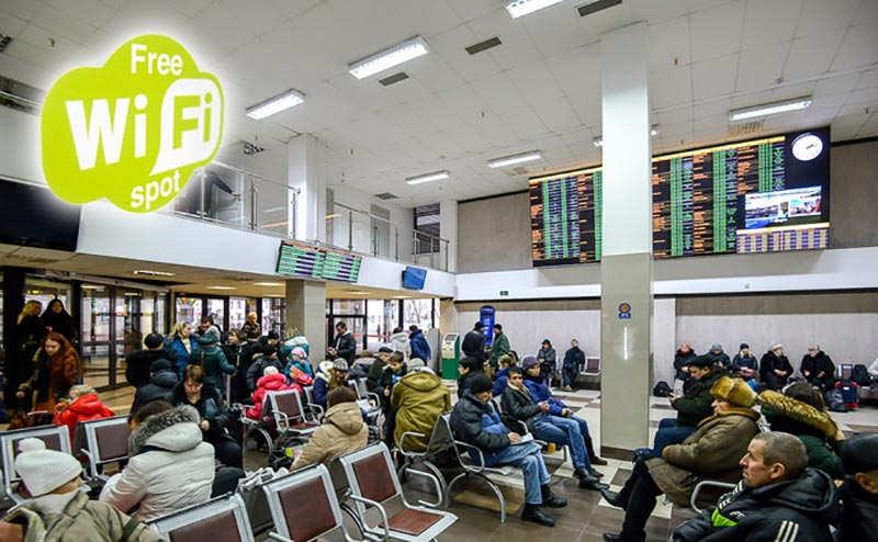 Бесплатный интернет появится на железнодорожных вокзалах Беларуси