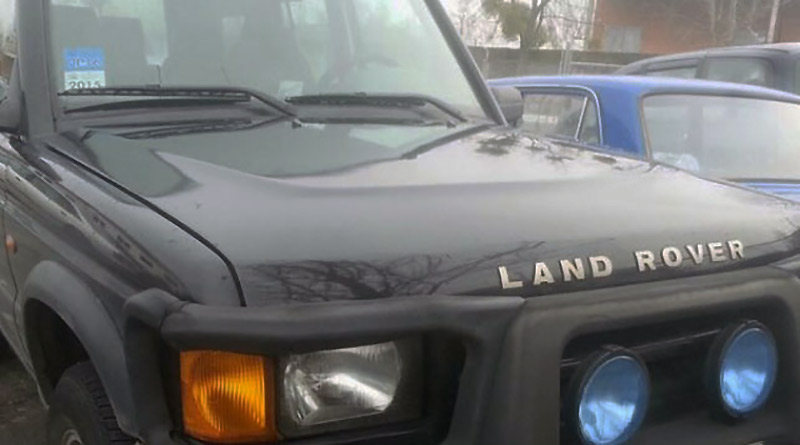 В Бресте пьяный пенсионер на Land Rover совершил ДТП и скрылся