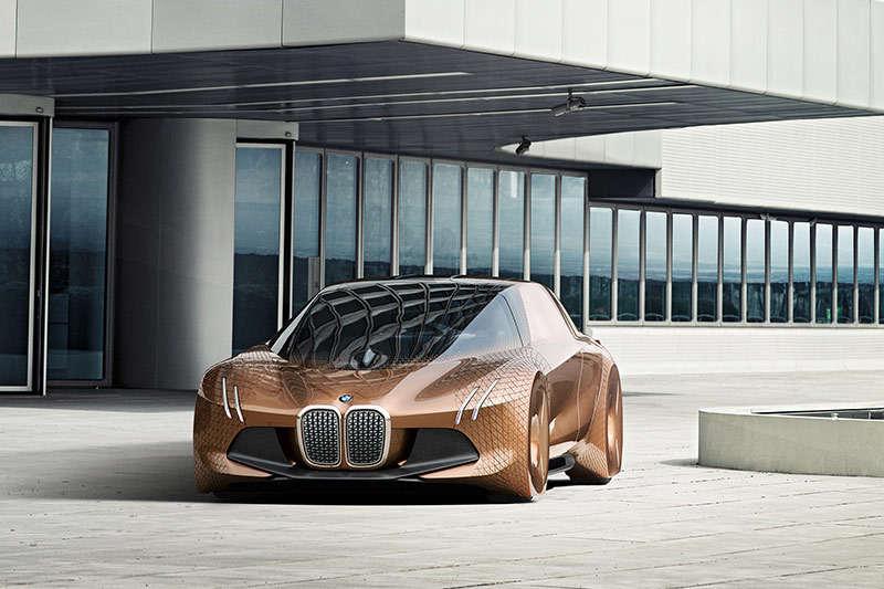 BMW готовит революцию на рынке люксовых авто