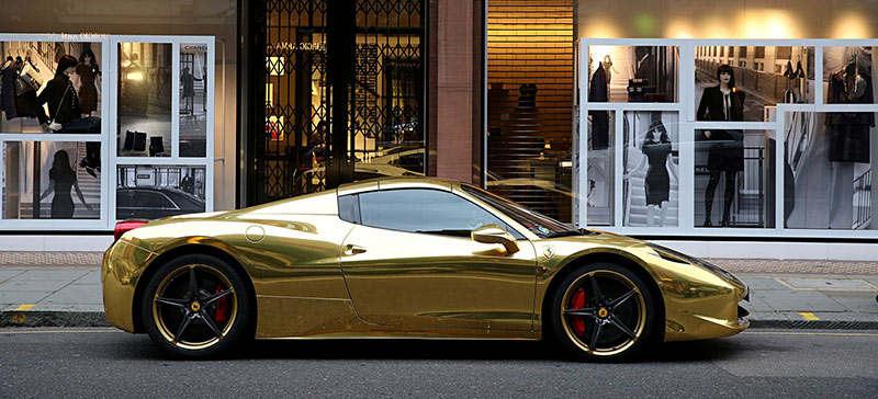 Ferrari установил рекорд по доходности